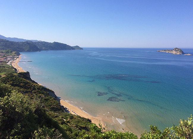 arillas-northwest-corfu