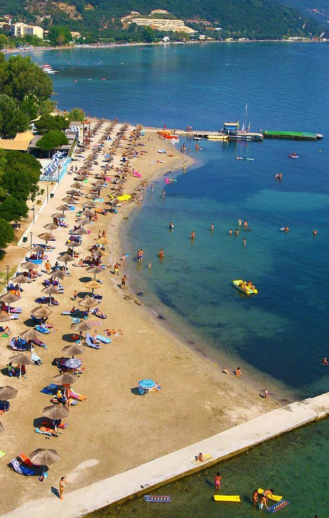 moraitika-beach
